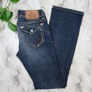 MEK Denim Jeans Noida Slim Boot